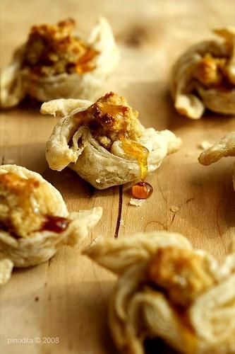 Dziriate (Algerian Almond Tarts)