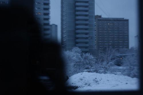 видела снег
