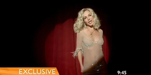 Britney Spears Circus transparencia