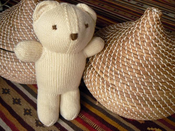 baby beatriz bear FO