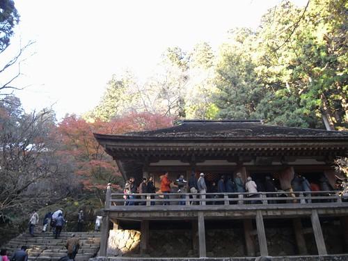室生寺(2008紅葉)-