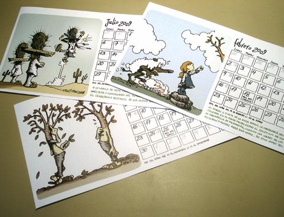 958 Calendario 2009
