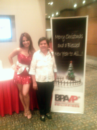 farmout at bpap christmas party