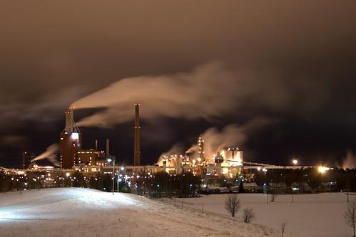Stora-Enso Oulu
