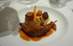 Roasted Pigeon from Bresse