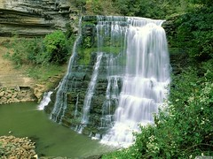 Burgess-vízesés-Tennessee-USA (ichigoanimefan) Tags: burgess vizeses