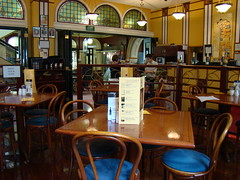 Old Vienna Coffee House (House of Hall) Tags: cafe sydney australia queenvictoriabuilding