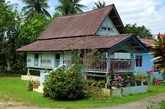 Malacca Traditional House 04 (The JASS) Tags: jasin melaka malacca rumah lama sejarahhistorictraditionalhousemalaysiajasnid70s aplusphoto