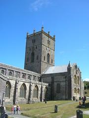 St David's Cathedral (ROBERTFROST1960) Tags: pembrokeshire stdavids stdavidscathedral