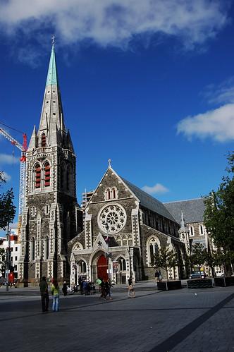 Christchurch por Javsita.