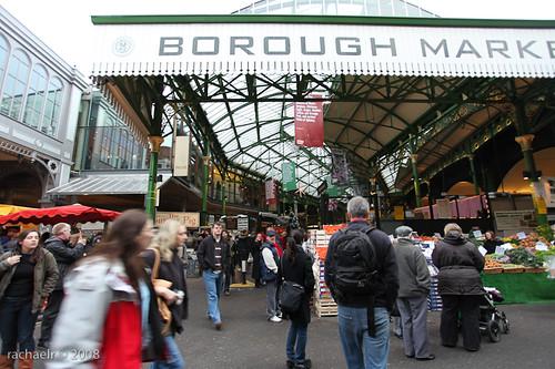 Borough Market Dec 08