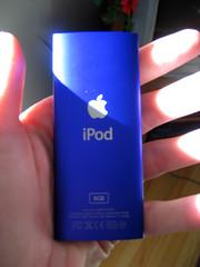 new ipod!