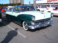 Ford 1955 (camaro73) Tags: ford 1955 carmeet