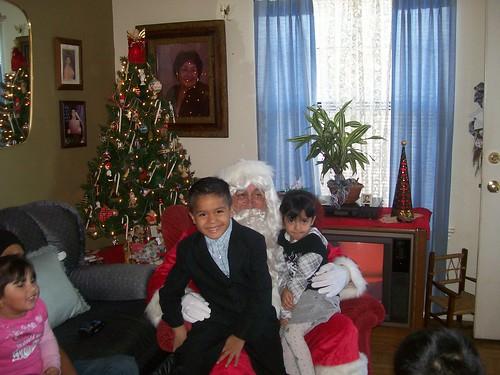 Santa @ Grandma's
