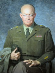 Dwight D. Eisenhower Portrait by Thomas Stephens, 1947 at National Portrait Gallery (mbell1975) Tags: portrait usa by museum smithsonian us dc washington gallery thomas president presidential national ike 2008 executive stephens dwight 1947 eisenhower nationalportraitgallery uspresident dwightdeisenhower dwighteisenhower usapresident