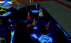 DEN in SL Movie Trivia and Dance 2009