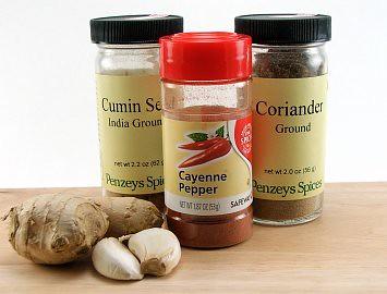 Tikka Masala Marinade Spices