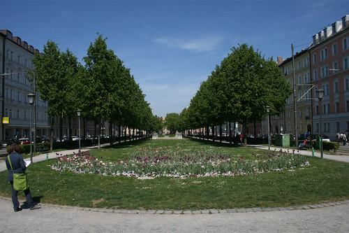 Bordeauxplatz - Haidhausen