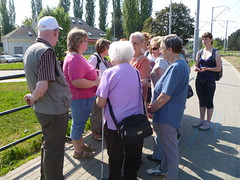 Komentovaná prohlídka výstavy kosatců, 20. 5. 2011