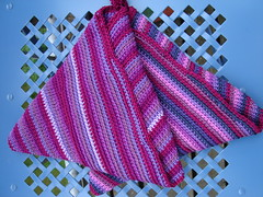 swapholders (Fluxx) Tags: crochet craft math mobius potholder topflappen tola mbius usewhatyouhave myowndesign mbusband