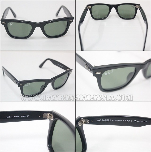 Wayfarer Polarized-Black COMBINE