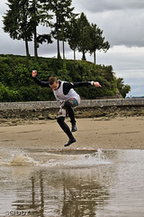 _ATG4566 (atgphotography) Tags: ocean park friends vancouver clouds bc tricks stanley skimboarding atg thirdbeach channels giddy andrewnelson skim skimboard 3rdbeach skimboarder brainchild atgphotography giddy braynchild skimboardtricks