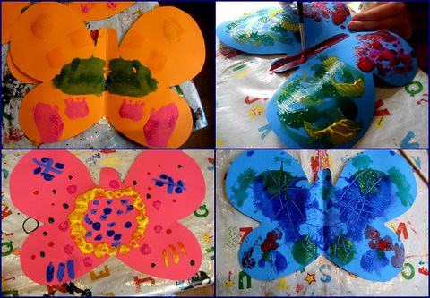 The Very Hungry Caterpillar Craft Ideas