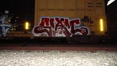 Slam (fresh outta slums..) Tags: graffiti oakland bay slam team area foreign 007 2014
