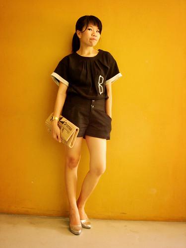 bobonnia black outfit