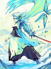 Bankai_by_Roboto_kun (lordismyrock21 - Alex - PFCSparkster) Tags: anime chad bleach rukia sado ichigo kon inoue kenpachi renji toshiro shinigami rangiku zanpaktou gotei