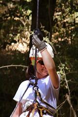 Zip-Line Canopy Adventure (AGA~mum) Tags: family ursula ziplinecanopytour puertovallartavacation2008
