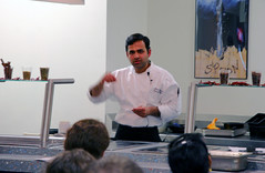 modern indian cooking workshop