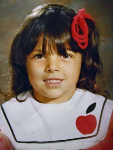 Me in 1st grade