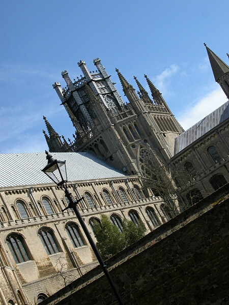 Ely Cathedral 1