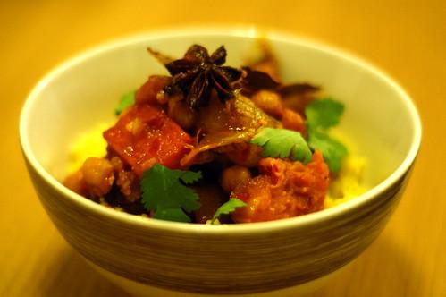 Fantastic roast vegetable cous cous