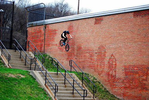 Nick- square one bmx
