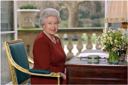 Her Britannic Majesty