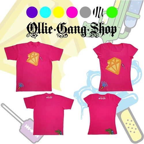 Ollie Gang Shop X Save or Cancel