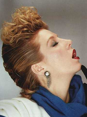 80s New Wave Hairstyles