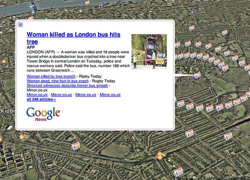 Google News London 3