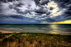 west coast - north manitou island (snapstill studio) Tags: leland michigan lakemichigan greatlakes northmanitouisland sleepingbear leelanau