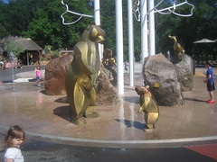 Minnesota Zoo Splash Pad
