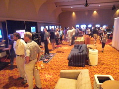 Gamer's Lounge at GLS