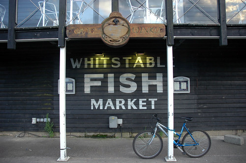 The Crab & Winkle Restaurant - Whitstable