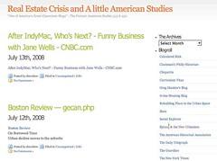 Housing Crisis Blog
