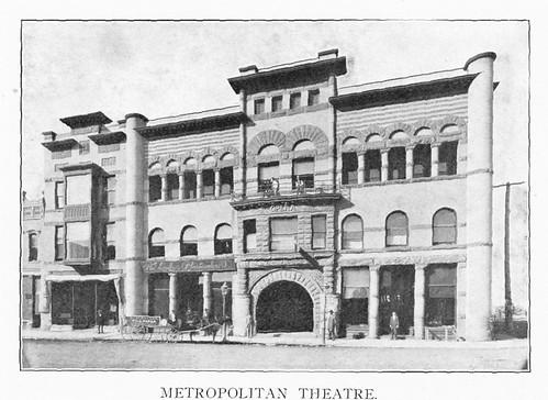 The Metropolitan Opera House 1907