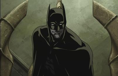 Baman: Gotham Knight