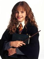 emma watson niña como hermione