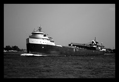 American Fortitude (luna.nik) Tags: lake canada water boat ship border vessel cargo greatlakes international american steamer freight lakehuron freighter fortitude stclairriver porthuron
