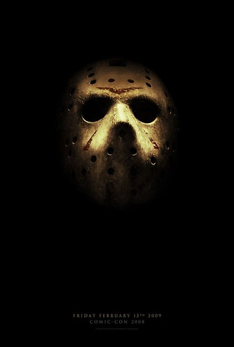 Friday the 13th Movie Poster Horror Movie